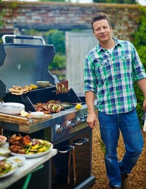 Grilla med Jamie Oliver