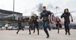 Tävla och vinn Captain America: Civil War