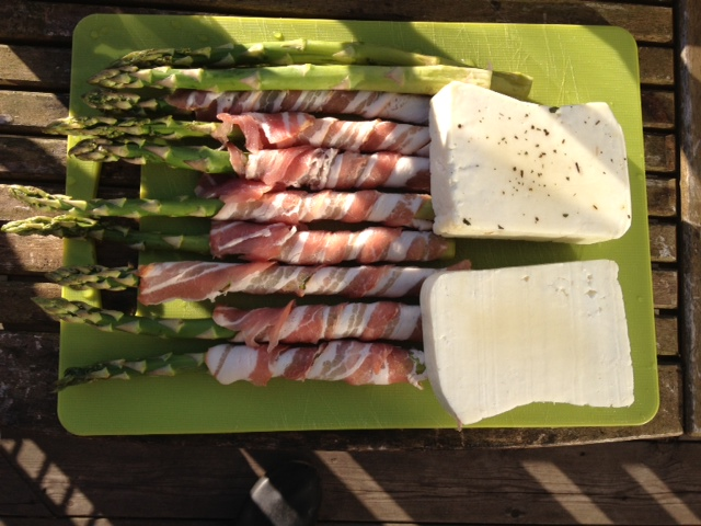 Baconlindad sparris
