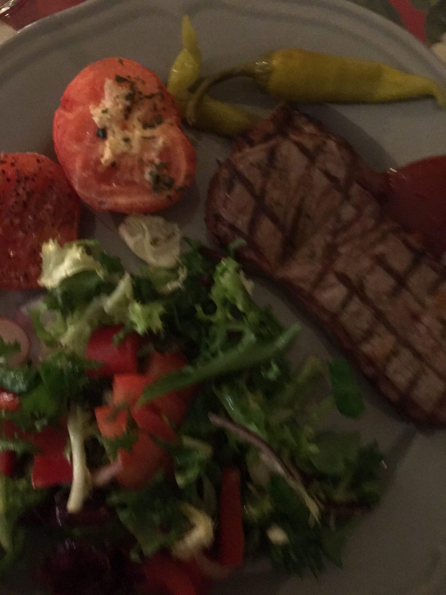 Fyra sorters tomater