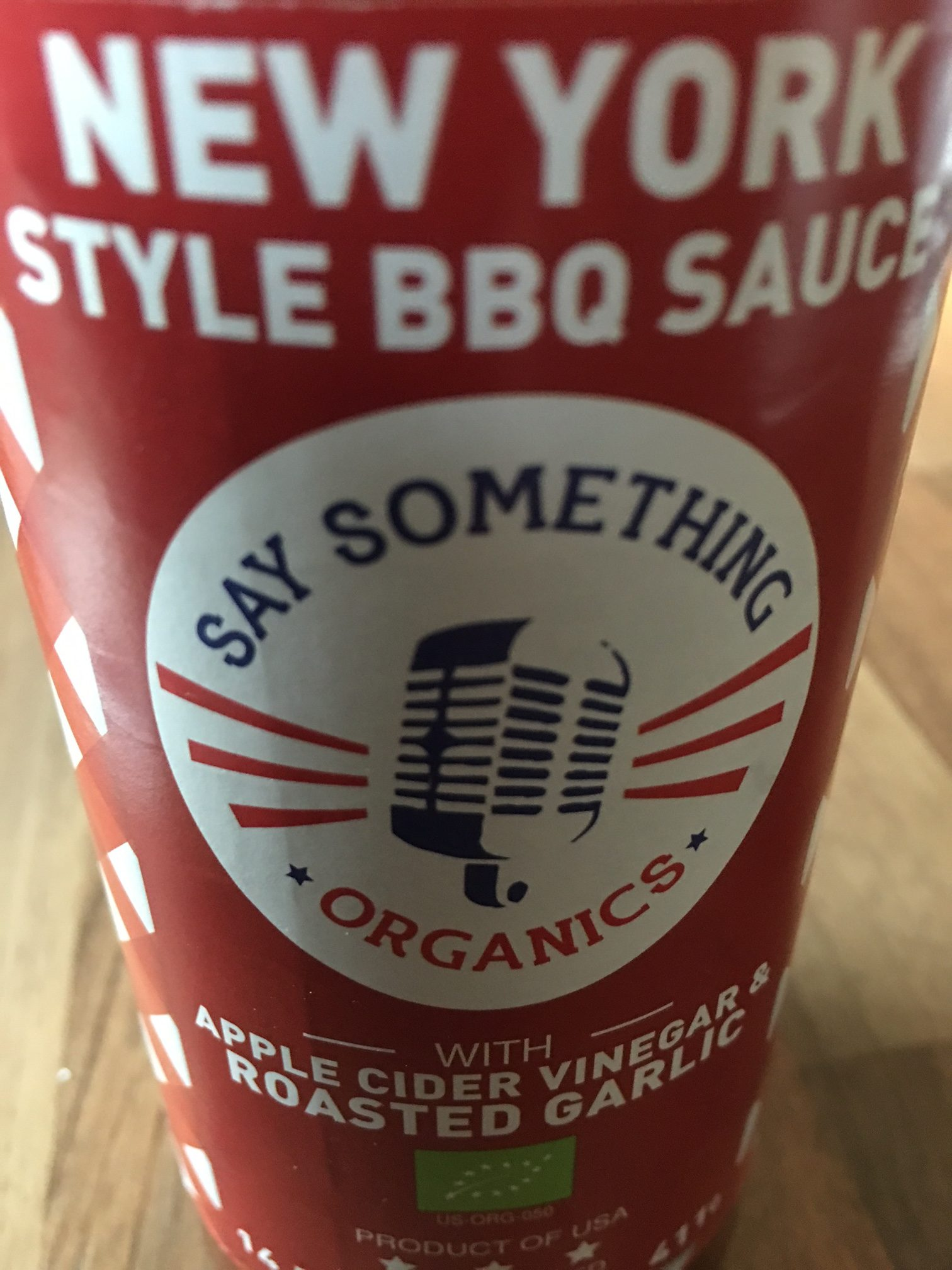 Test av Caj P New York BBQ sauce