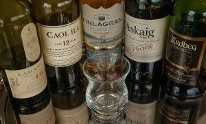 En sida för dig som gillar whisky