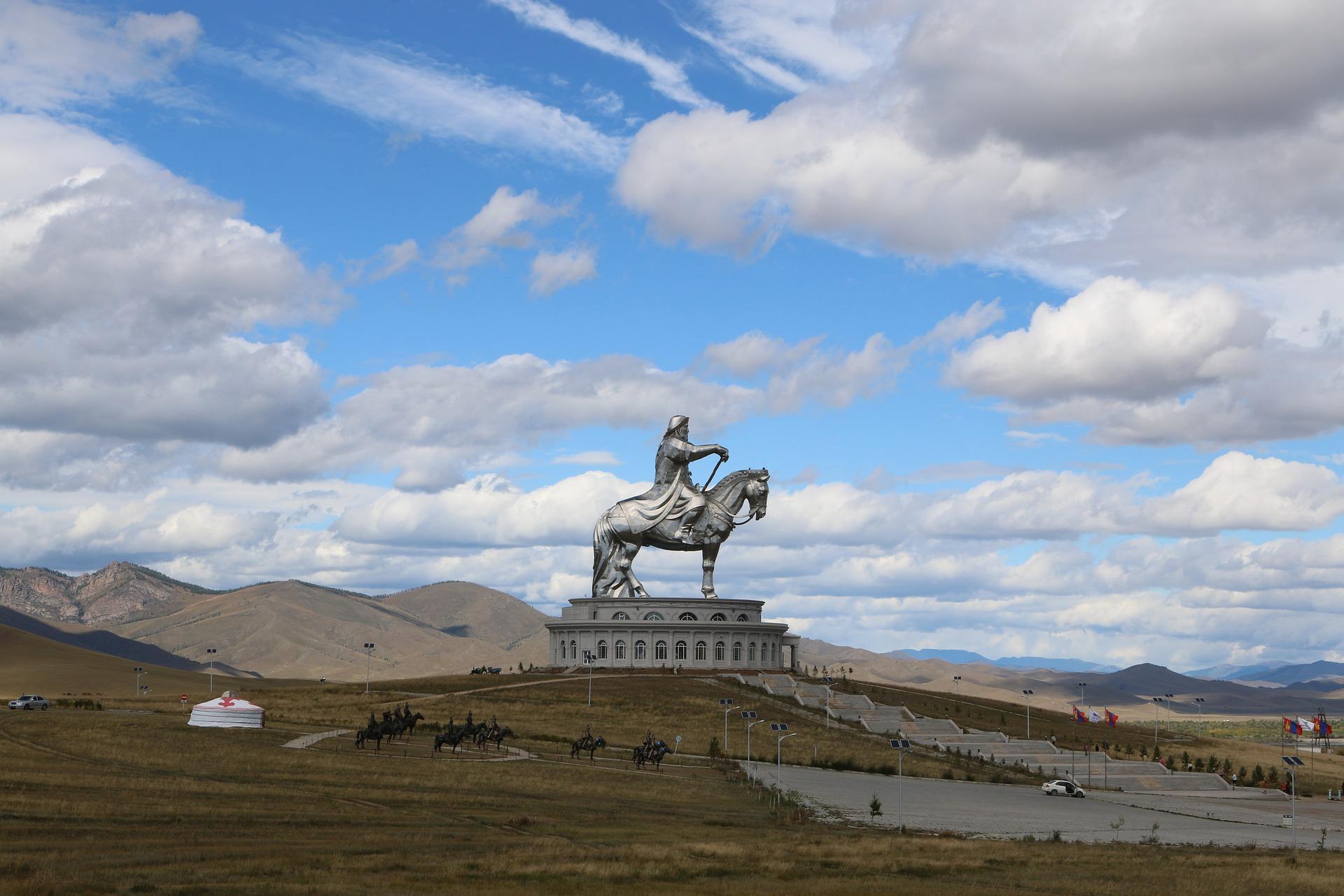 Mongolisk BBQ