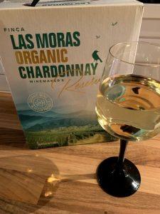 Test av Las Moras Organic Chardonnay (2017)