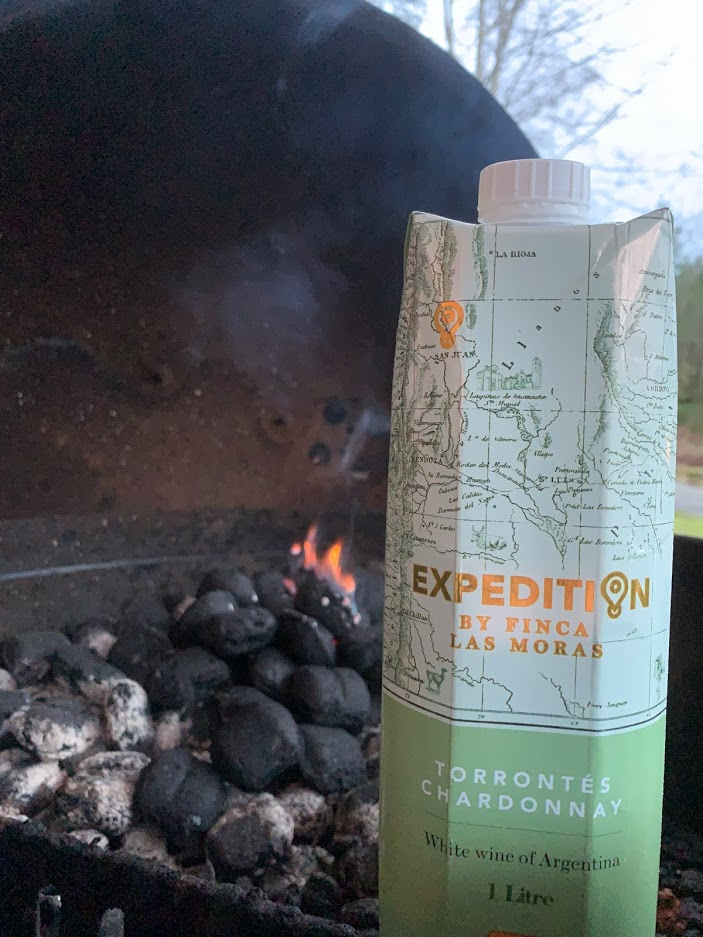 Recension: Expedition Torrontés Chardonnay