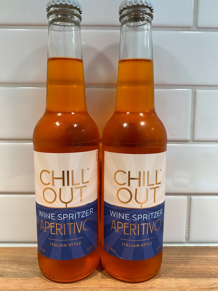Recension: Chill Out Wine Spritzer Aperitivo
