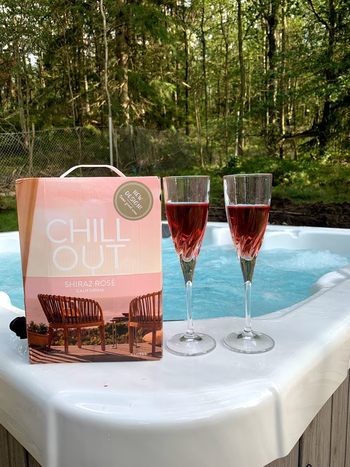 Test av Chill out Rosé