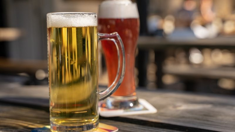 Grillbaronen testar att brygga öl