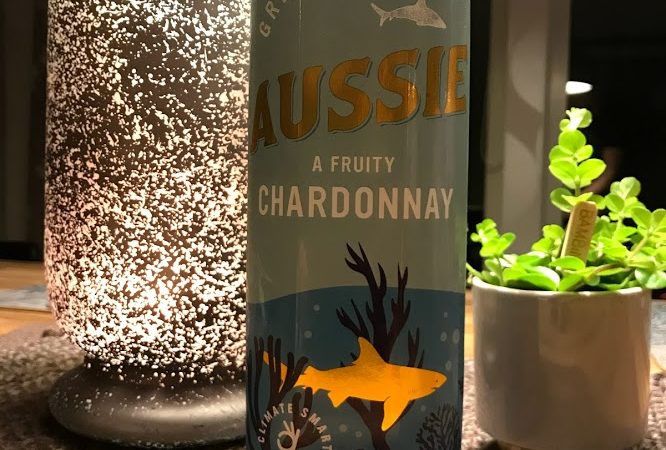 Test: Aussie Great White Chardonnay