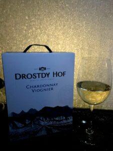 Test av Drostdy-Hof Chardonnay Viogner (2020)