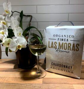 Test av Las Moras Organic Chardonnay Reserve (2019)