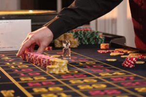 Grillkväll med besök på trevligt online casino